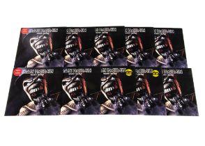 "Iron Maiden 7"" Singles, ten copies of Wildest Dreams on Green Vinyl released 2003 on EMI ("