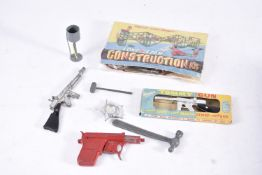 Lone Star Toys and Guns, uncommon DCMT 'Meccano' style construction kit Catalogue, together with