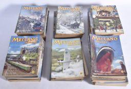 Meccano Magazines, Oct 1943, Dec 1945, Jan and Jun 1946, Full Year, 1947, 1948, 1950, 1951, 1953,