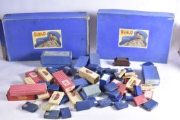 Hornby-Dublo 3-Rail Set Boxes one with 'Atholl' and various Signals and other Accessories and