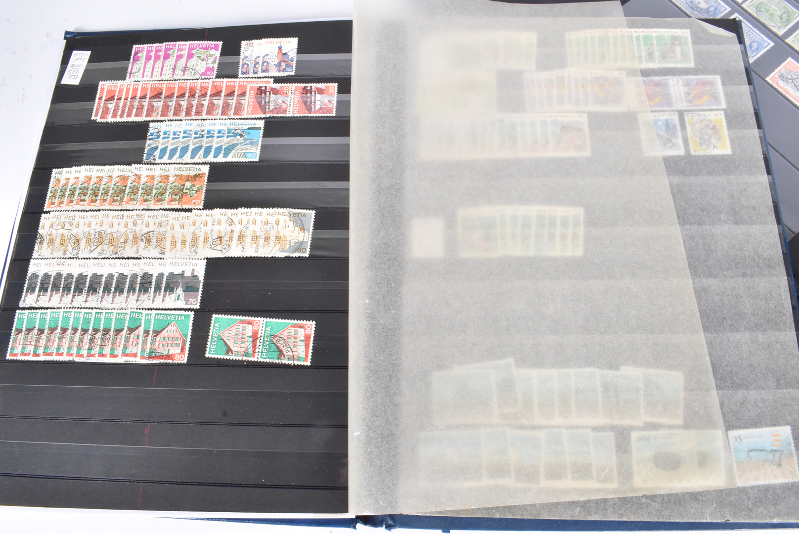 A large collection of GB and World Stamps, mainly in stock books, including Barbados, Cayman - Image 3 of 7