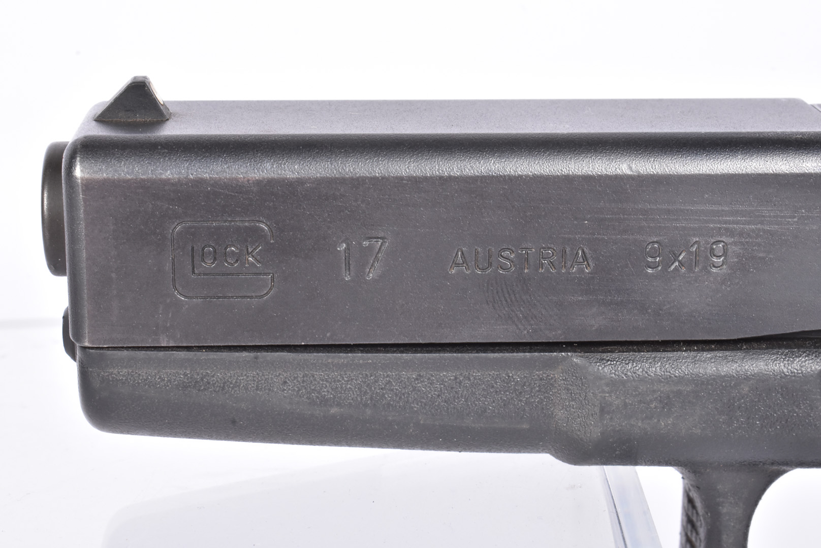 A Deactivated Glock 17 9mm Second Generation pistol, serial NL17203, deactivated to the latest EU - Image 3 of 6
