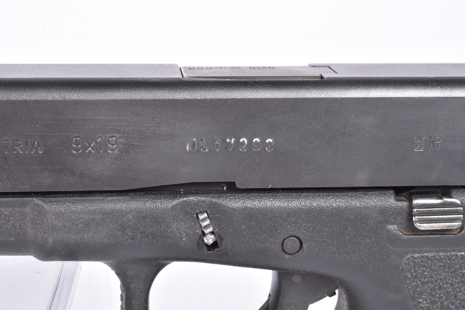 A Deactivated Glock 17 9mm Second Generation pistol, serial NL17203, deactivated to the latest EU - Image 2 of 6