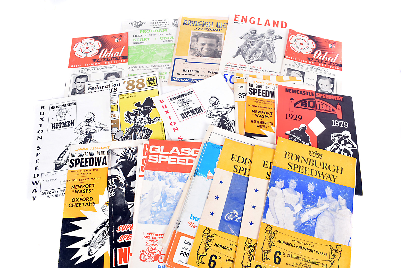 Football Programmes, ten football programmes from games played at Chelsea FC in 1950s includes