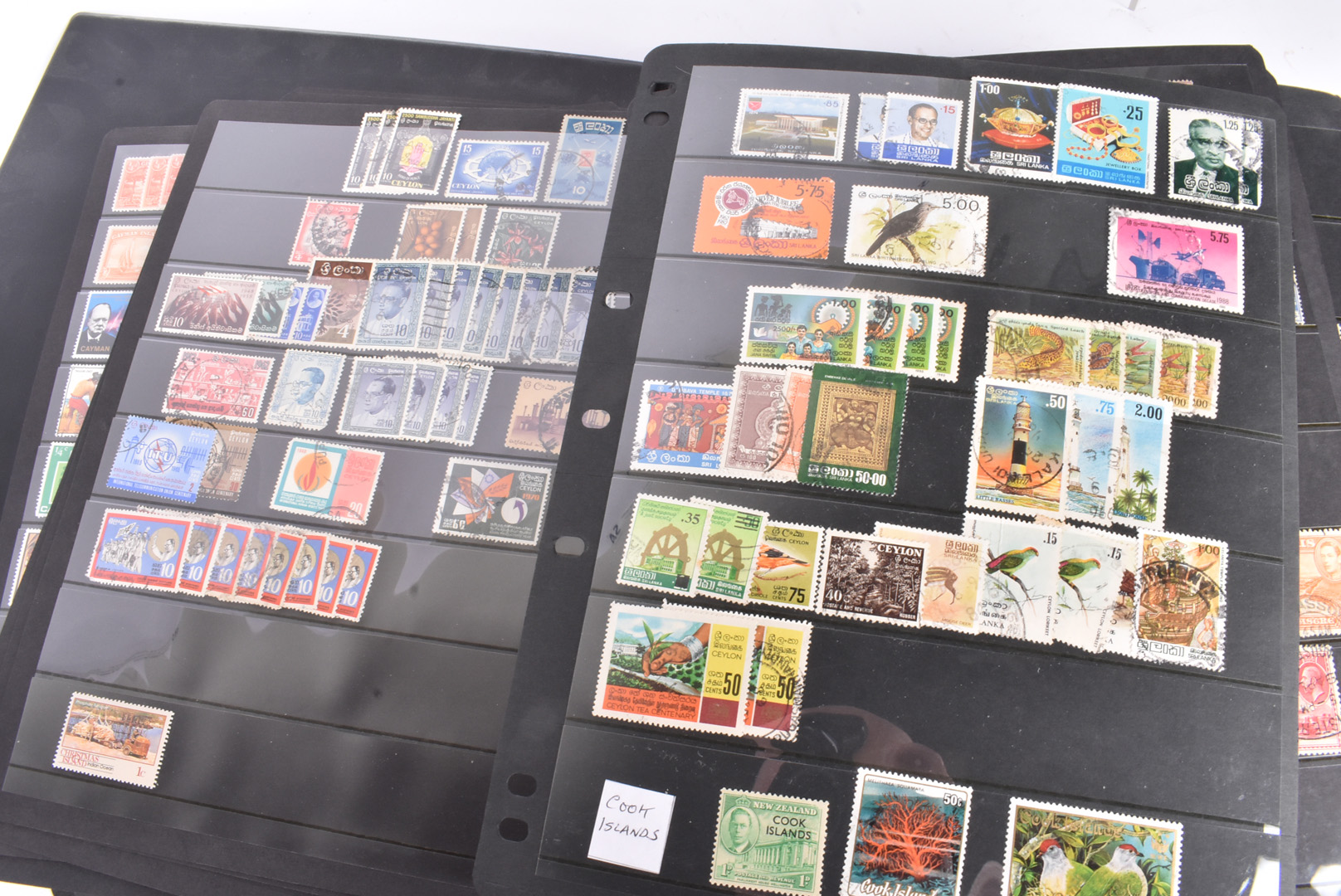 A large collection of GB and World Stamps, mainly in stock books, including Barbados, Cayman - Image 5 of 7