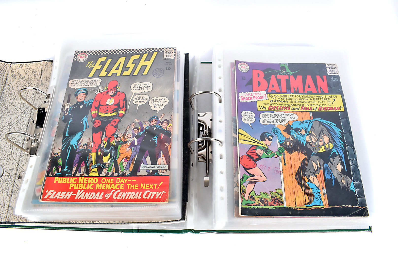A large collection of 1960s DC comics, to include Aquaman no.9, Hawkman issues 4, 7 and 9, Batman,