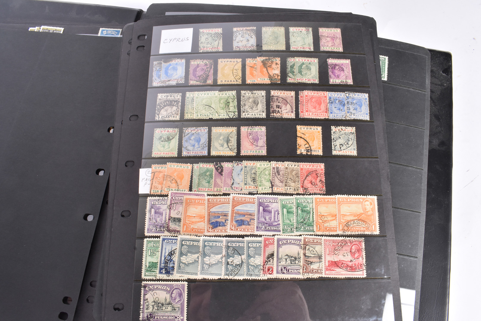 A large collection of GB and World Stamps, mainly in stock books, including Barbados, Cayman - Image 6 of 7