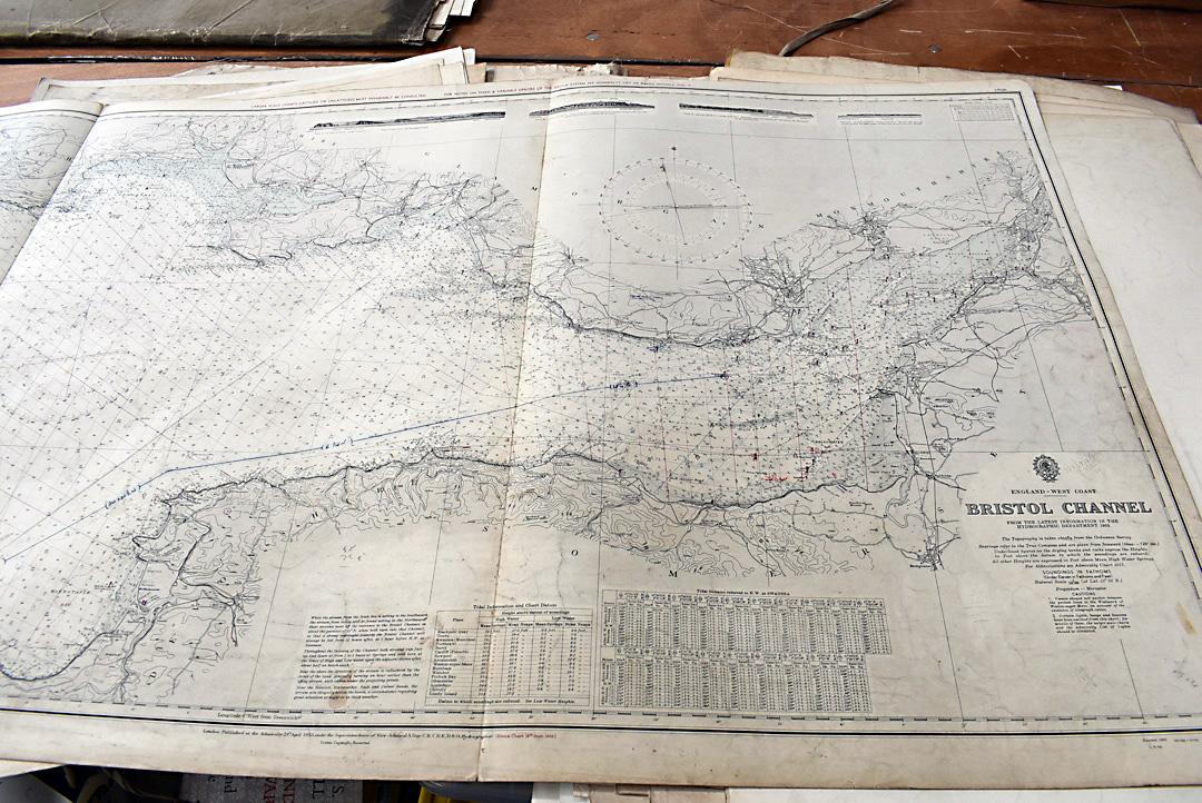 A collection of large British and overseas 1950/60s maps, to comprising Canada, Northern America,