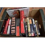 A collection of German and Third Reich related books, to include, Stalag Luft III The Secret Story