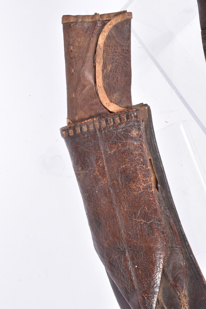A WWI military issue Kukri, dated 1917, also stamped with broad arrow, issue number 659, complete - Image 5 of 6