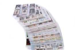 Part Set and Odd Cigarette and Trade Cards, various examples all in sleeves, includes Amalgamated