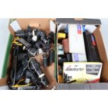 Camera Accessories and Lighting Components, items include an Éclair Echo close-up lens set, exposure