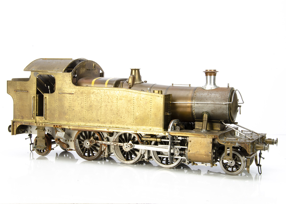 """A substantially-completed 3½"""" Gauge GWR 4575 class 2-6-2 Tank Locomotive and related items, built to - Image 2 of 2"""