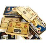 GWR Jigsaw Puzzles, various original boxed examples The Cheltenham Flyer, The Torbay Express (2),