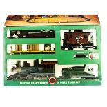 Bachmann Big Haulier G Gauge 90-0100 Radio Controlled Train Set, comprising AT & SF 4-6-0 Locomotive