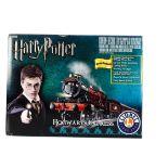 Lionel 0 Gauge Hogwarts Express Train Set, comprising 'Hogwarts Castle' Locomotive and tender, three
