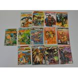 A large quantity of assorted DC Comics, including the Brave and The Bold, DC Comics Presents,