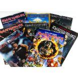 Iron Maiden Calendars, sixteen Iron Maiden Calendars from between 2003 and 2020 - some