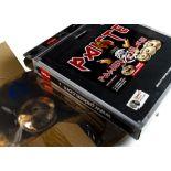 """Nicko McBrain Powerslave Cymbals, The Paiste / McBrain Pack of Powerslave Cymbals comprising 22"""""""