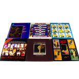 Compilation LPs, approximately two hundred compilation albums of various genres with titles