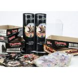Iron Maiden Trooper Beer, collection of Trooper Beer items comprising two Presentation cases (one