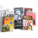 Errol Flynn Books, eight books written about Errol Flynn including, The Girls Errol Flynn and me,