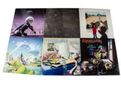 Progressive Rock LPs, twelve albums of mainly Prog Rock comprising Brian Eno - Another Green World