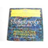 Classical LP / DGG, Tschaikowsky Sinfonie Nr 5 LP - Original German Stereo Release 1961 on DGG (