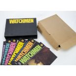 Watchmen Film Promotion Box, a promotion box for the 2009 film Watchmen directed by Zach Snyder, the