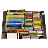 Classical / Pop Cassettes and Box Sets, large collection comprising thirteen Classical Cassette tape
