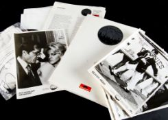 The Who / Tommy Press Pack, Promotional Press Pack for the 1975 Ken Russell film comprising