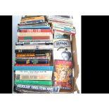 Errol Flynn Books, thirty five books about Errol Flynn including 'My Days with Errol Flynn, Life and