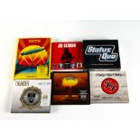 Rock CDs and Box Sets, approximately fifty-five CDs and Box Sets of mainly Classic Rock with artists