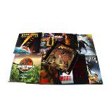 Adventure Film Laser Discs, approximately seventy laser discs mainly Adventure films including