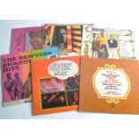Soul LPs, approximately fifty albums of mainly Soul and Motown with artists including Isley