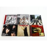 Sixties CDs, twenty CDs with artists comprising The Beatles (nine), Rolling Stones (five), Keef