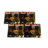 Iron Maiden CD Singles, four copies of the Futureal Enhanced CD Single released 1998 on EMI (