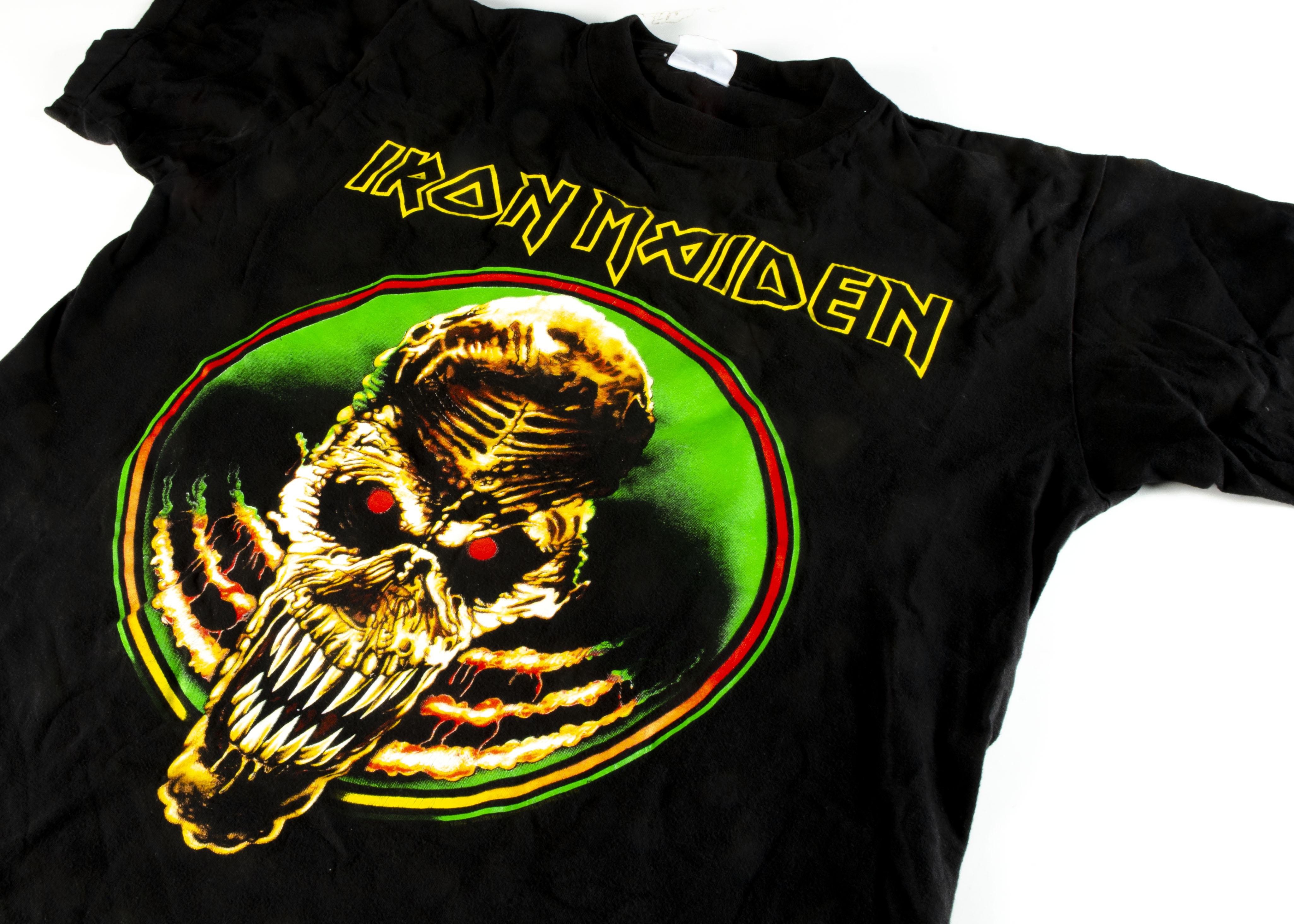 Iron Maiden 'Fear of the Dark' 'T' Shirt, Iron Maiden 'T' shirt - Fear of the Dark World Tour