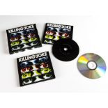 Killing Joke CD Box Set, Extremities - 2 Disc Box set including Audio Disc and Audio / DVD Hybrid