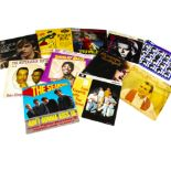 Sixties EPs, ten EPs of mainly Sixties artists comprising The Beatles, Bill Haley, Paul Jones, Eddie