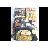 Genesis Memorabilia, large collection of Genesis items comprising Turn It On Again T Shirt (
