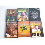 Reggae / Ska / Hip Hop DVDs, approximately sixty DVDs of mainly Reggae, Ska, Hip-Hop and Rap