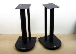 Speaker Stands, a pair of Atacama Speaker Stands 50cm high, very good condition