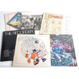 LP Records, approximately eighty albums of mainly Rock and Pop with artists including Prince,