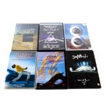 Music DVDs / Pink Floyd plus, approximately fifty music DVDs of mainly Rock Music including Pink