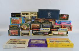 A mixed collection of diecast, including Lledo Rolls Royce Collection limited edition set, other