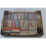 A massive quantity of over 600 music CDs, mostly Classical music including Mozart, Haydn,