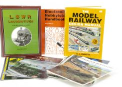 Various Railway Books Catalogues and Instruction Books and Manuals, LSWR Locomotives Drummond