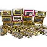 OO Gauge Mainline and Dapol Goods Wagons, a boxed group of BR and earlier goods wagons includes