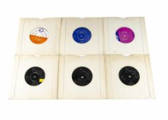 """Soul / Reggae 7"""" Singles, approximately fifty 7"""" Singles of mainly Soul and Reggae with artists"""